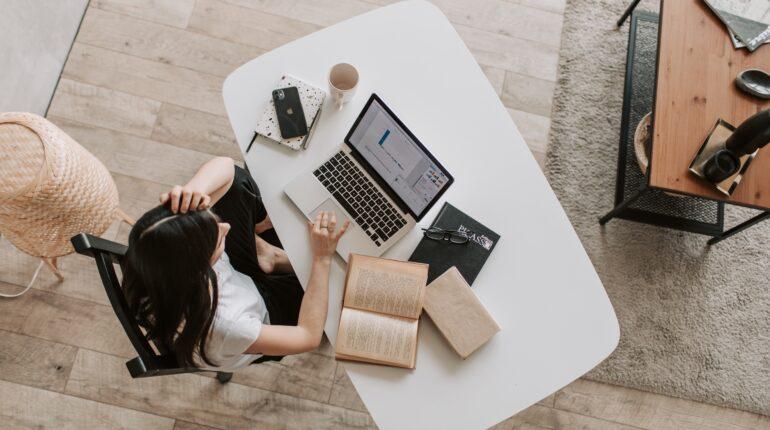 encuesta hábitos de estudio online